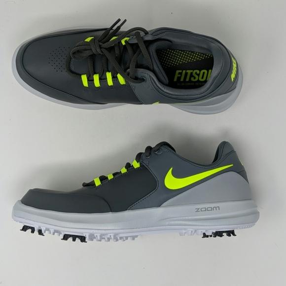 b76128ac11718 Nike Air Zoom Accurate Men s Golf Shoes New. M 5cbe61857a8173a58cf3a46b